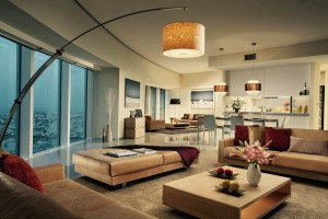 Serviced apartments DIFC