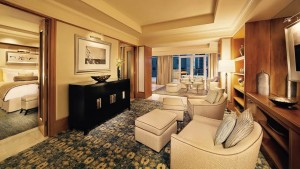 Pure Luxury at Ritz Carlton