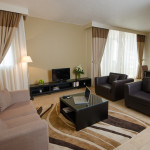 serviced hotel apartments