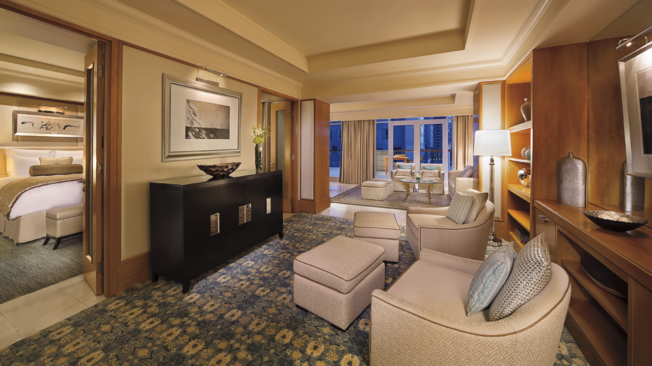 Ritz Serviced Apartment: Ritz Carlton Residence