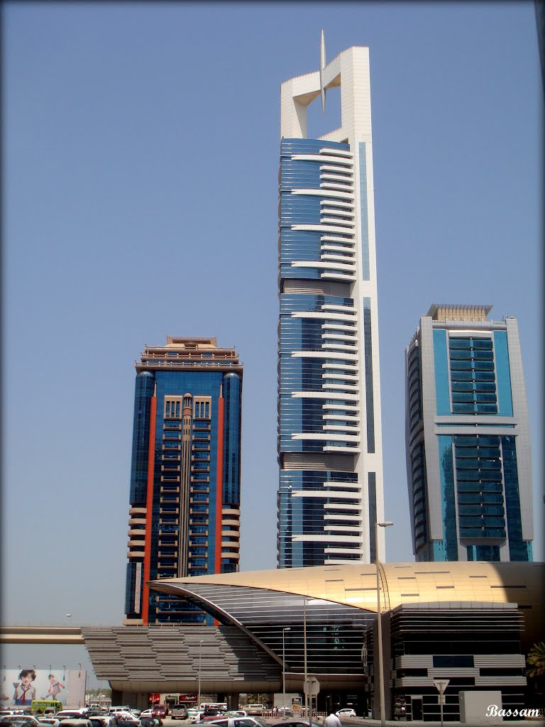 Chelsea Tower Serviced Apartments Dubai Luxury Apartments